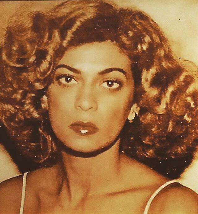 Ő itt Tina Knowles, akiről nem Beyoncé, hanem másik énekesnő lánya, Solange osztott meg egy fotót