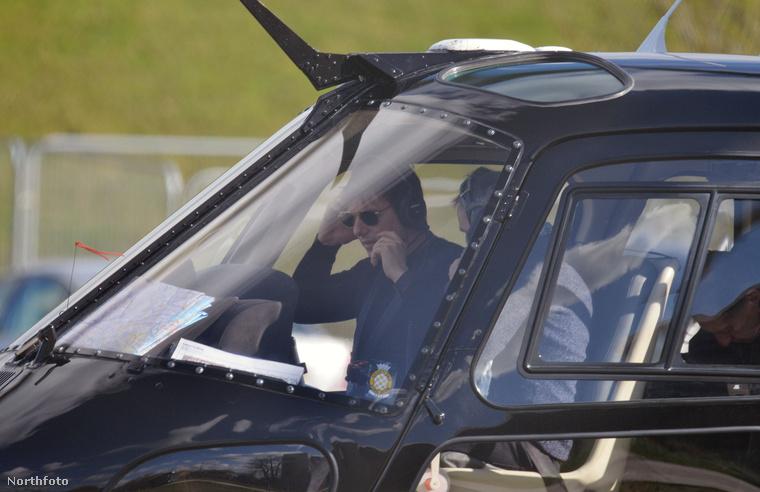 vagy helikopterezni tanul,