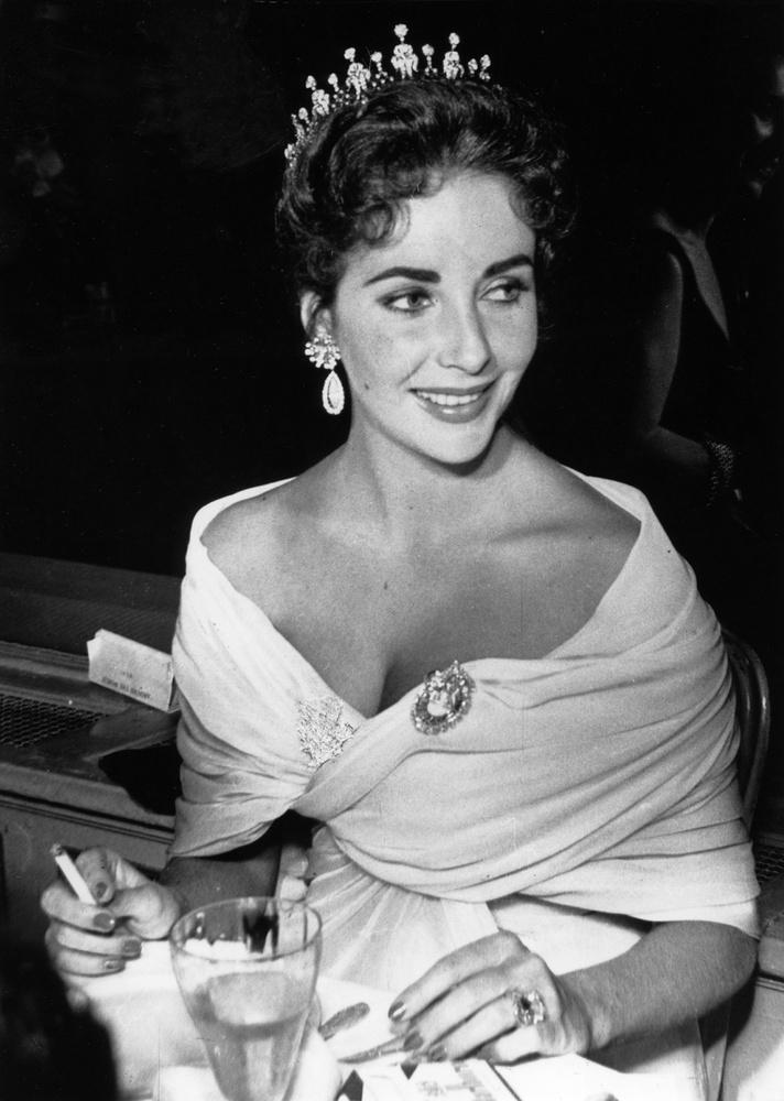 Elizabeth Taylor  1957-ben