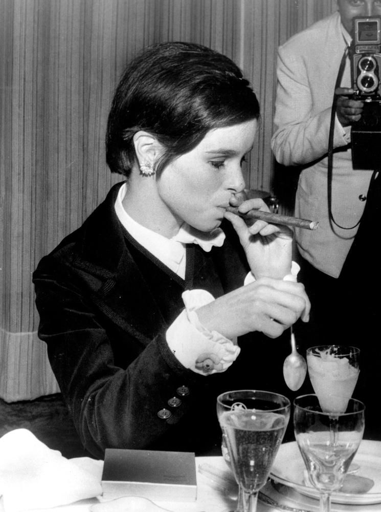 Geraldine Chaplin és a stílus, 1967