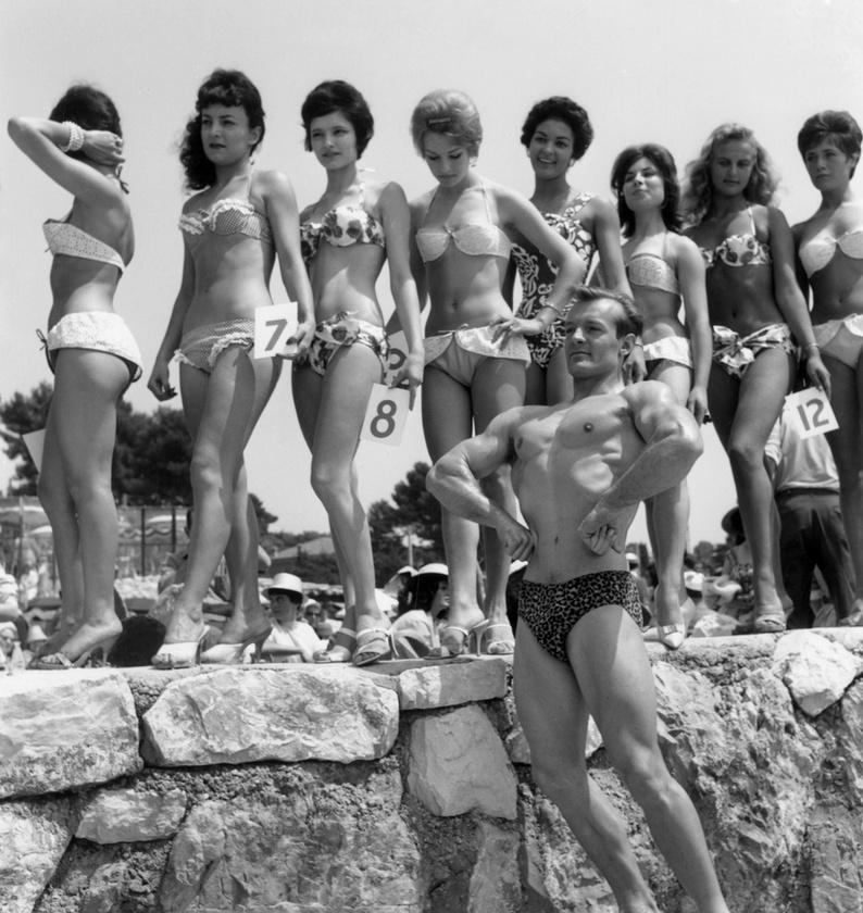 Őrületes kép 1960-ból