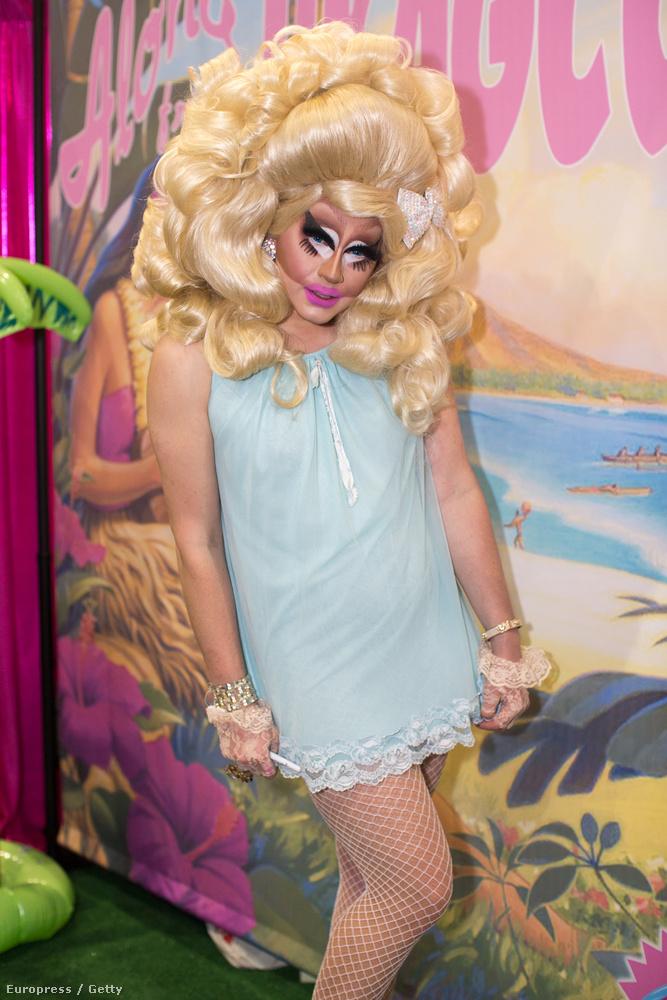 Trixie Mattelnek viszont a sminkje félelmetes