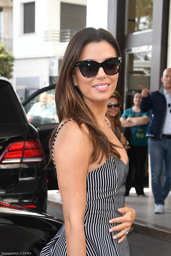 Ahogy mondtuk, egymás után érkeznek a hírességek a Cannes-i Filmfesztiválra