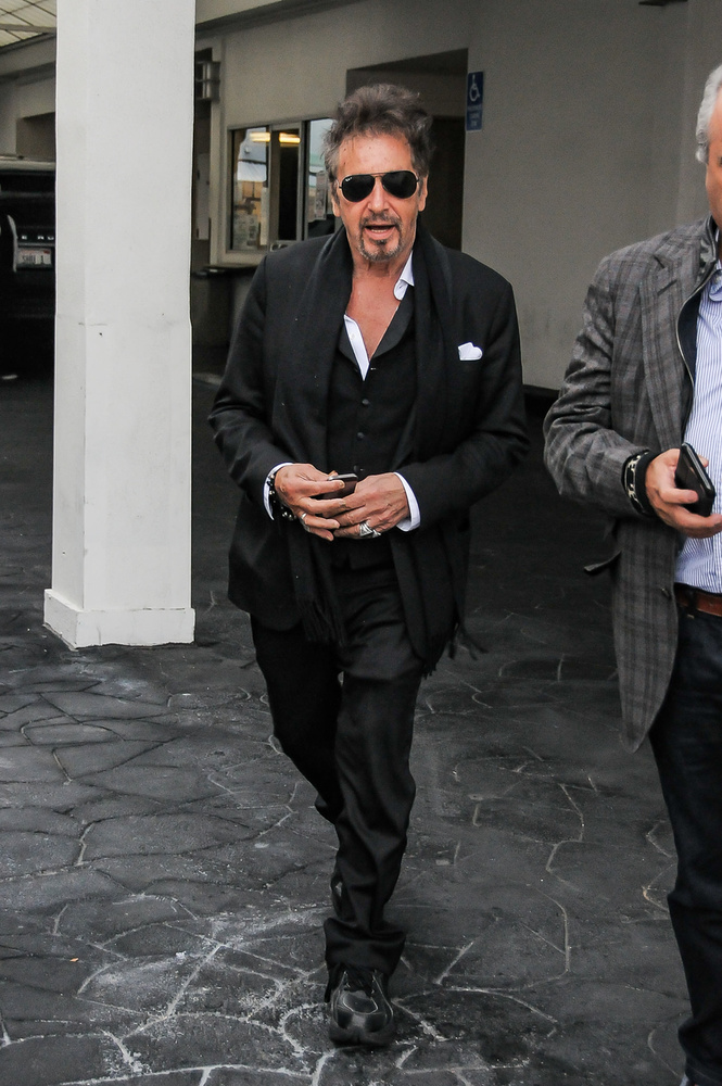 Naná, hogy Al Pacino