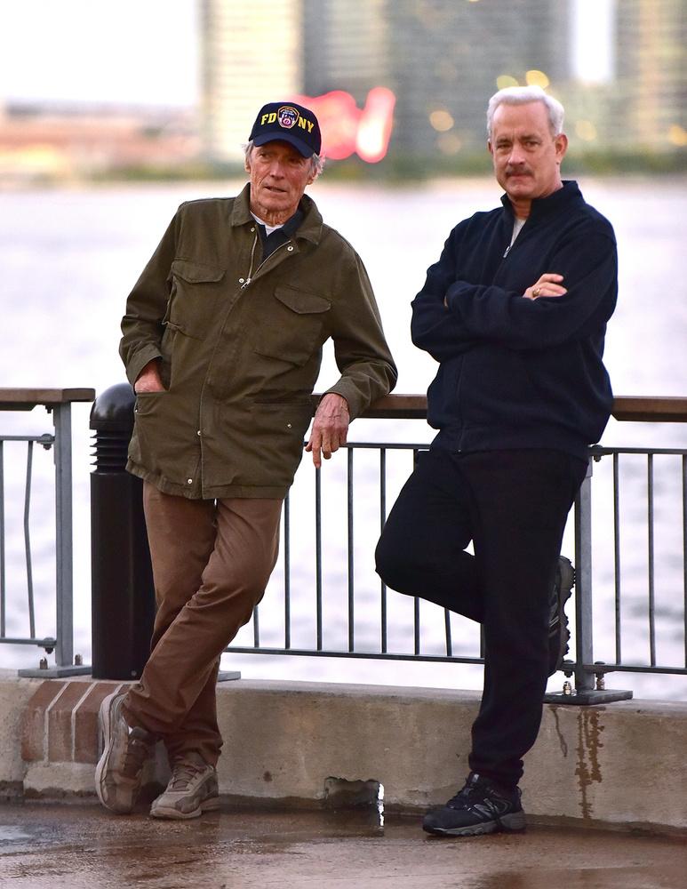 Csak a miheztartás végett pontosan 26 év van Tom Hanks és Eastwood között