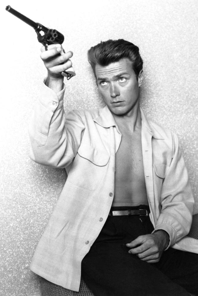 Hogy hagyhatnánk ki a sorból Clint Eastwoodot?! sehogy