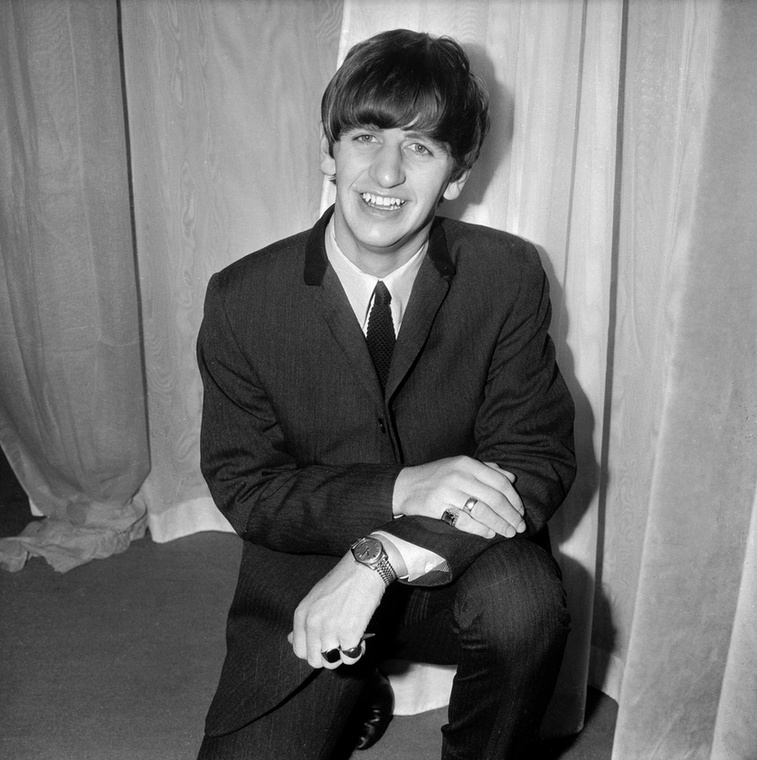 A Beatles dobosa ma 75 éves.