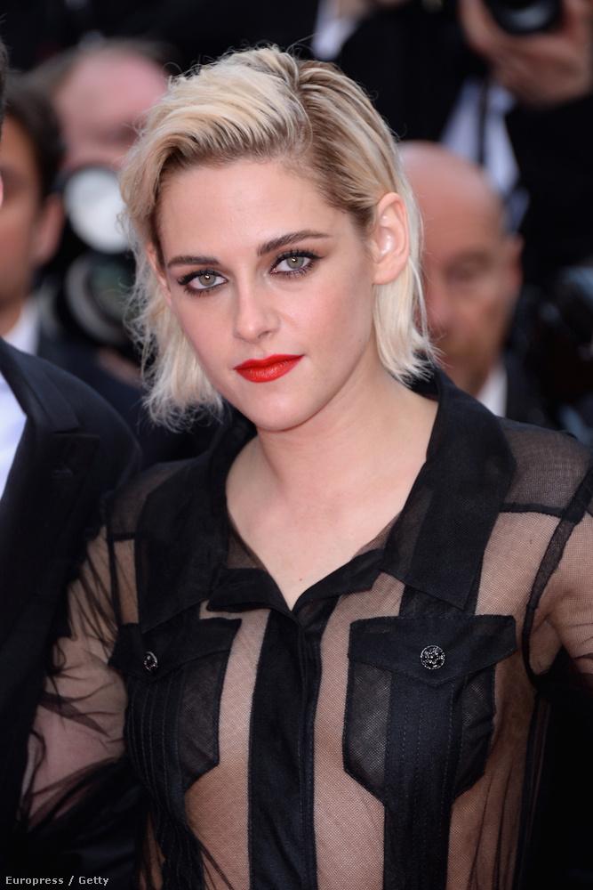 A színésznő a Twilight vége óta szinte újra kezdte a karrierjét, megszabadul a vámpírlány titulustól
