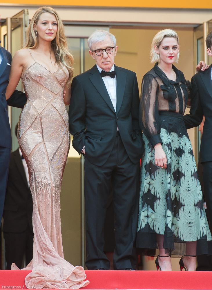 Woody Allen filmjében a főszerepet Blake Lively és Kristen Stewart játssza