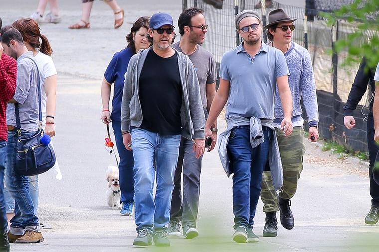 Irány a Central Park, gondolta DiCaprio, és vezetett