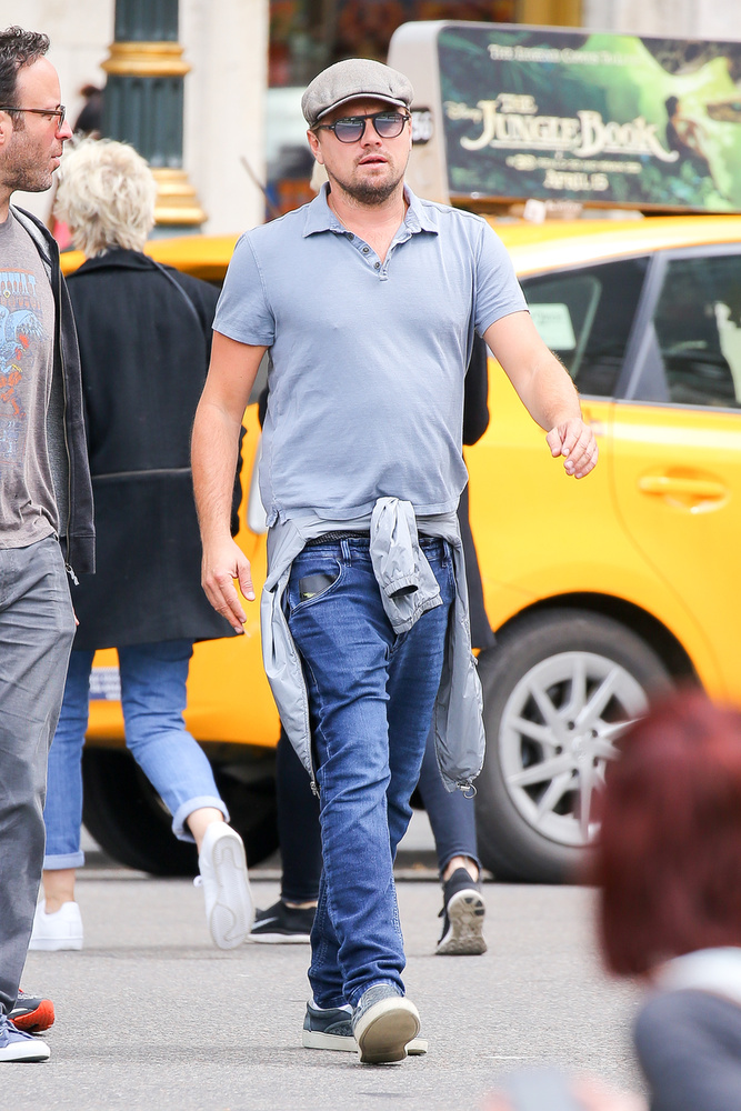 Abban, hogy valaki sétál egyet New Yorkban, még semmi extra sincs