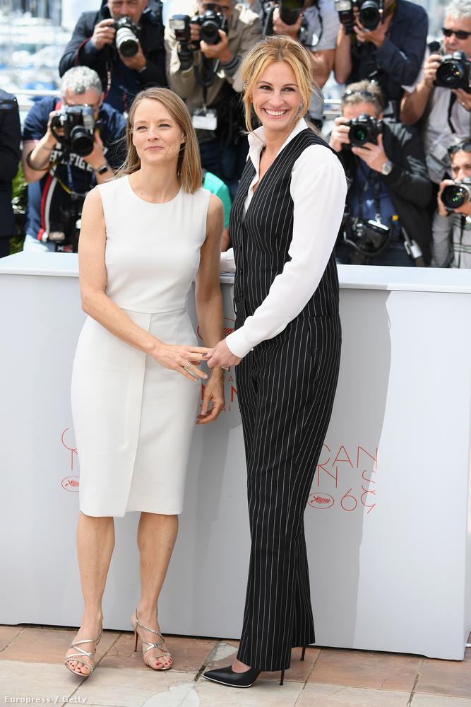 Jodie Foster rendezte!