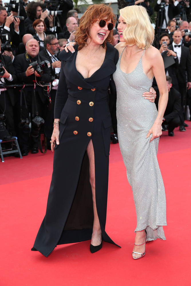 Susan Sarandon kitette, amit ki kell, Naomi Watts pedig asszisztált mindehhez