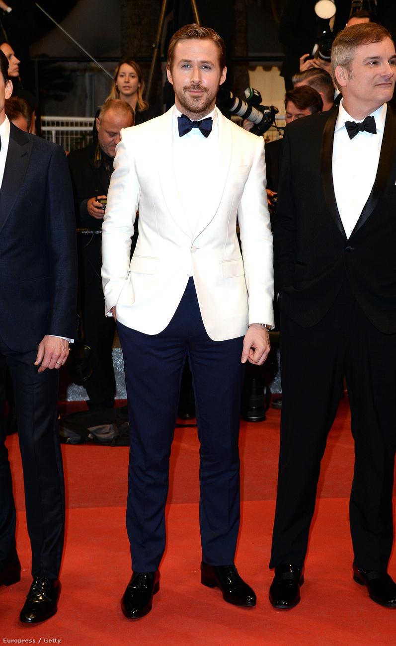 De valószínűleg még Ryan Goslingnak is remeg a térde, mikor tükörbe néz