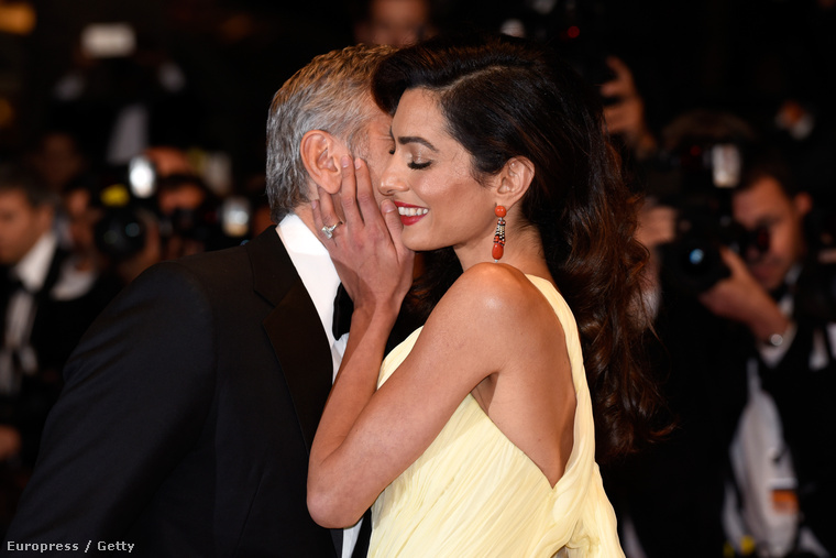 Clooney-ék...