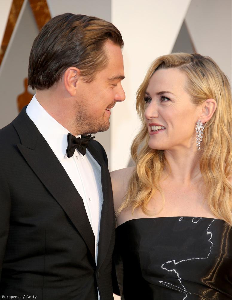 Egy kicsit olyanok, mint Leonardo DiCaprio és Kate Winslet