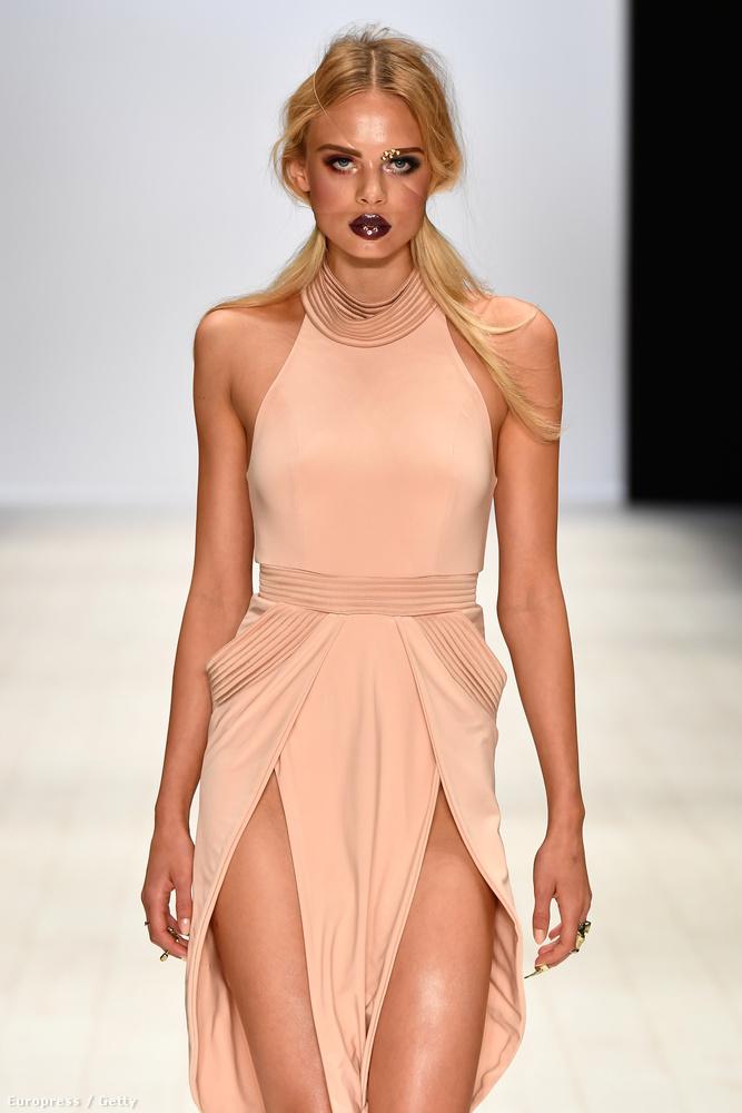 Egy testszínű ruha azoknak, akiknek ilyen színű a teste
