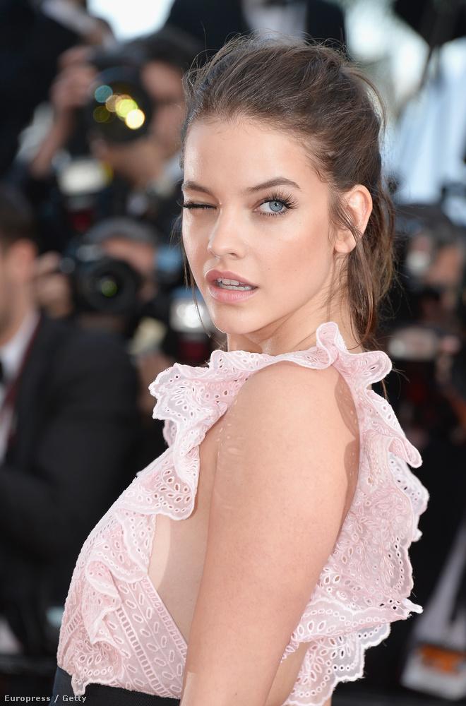 Hát ez volt Palvin Barbara első napja az idei Cannes-i Filmfesztiválon, de valószínű, hogy nem az utolsó