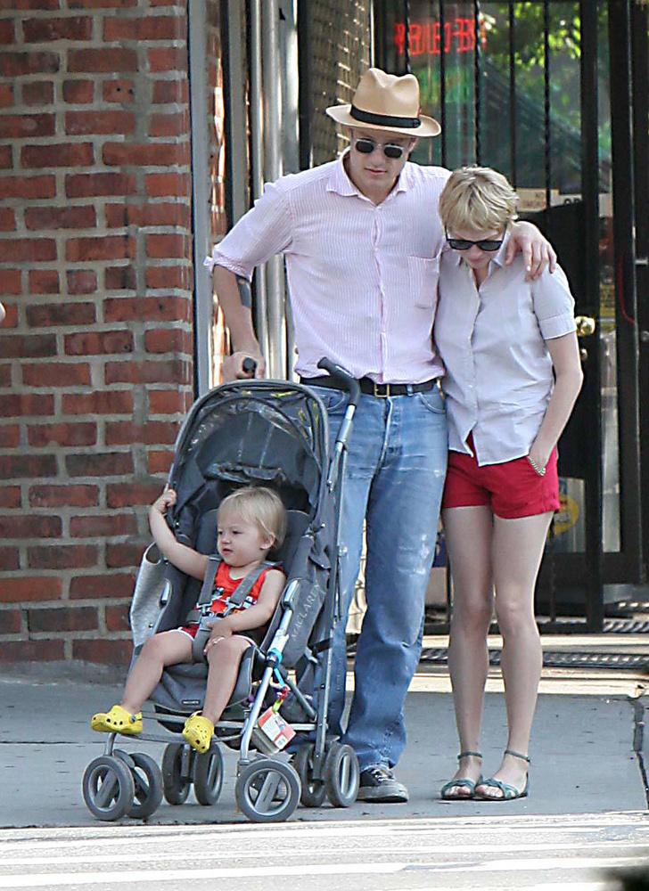 Michelle Williams és Heath Ledger 2004-ben jöttek össze