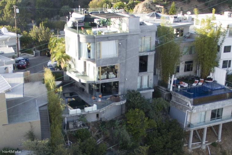 A helyszín Hollywood, az ár 20 ezer dollár per hó