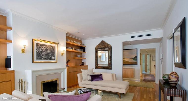 Ugorjunk is Anne Hathaway New York-i lakására