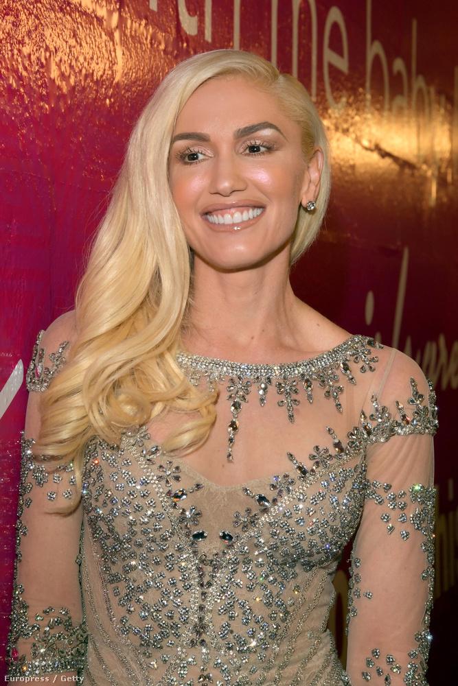 Stefani egyébként idén lesz 47 éves, és már van három gyereke