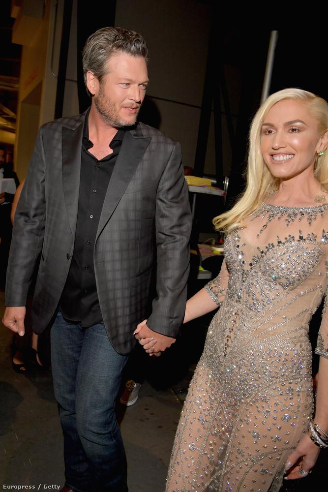 Gwen Stefani és Blake Shelton (zenészek) az utóbbi két hónapban nagyjából heti négyszer jelentek meg azzal az amerikai újságokban, hogy nagyon szerelmesek, boldogok, és nem is hitték volna, hogy ilyen boldogok lehetnek