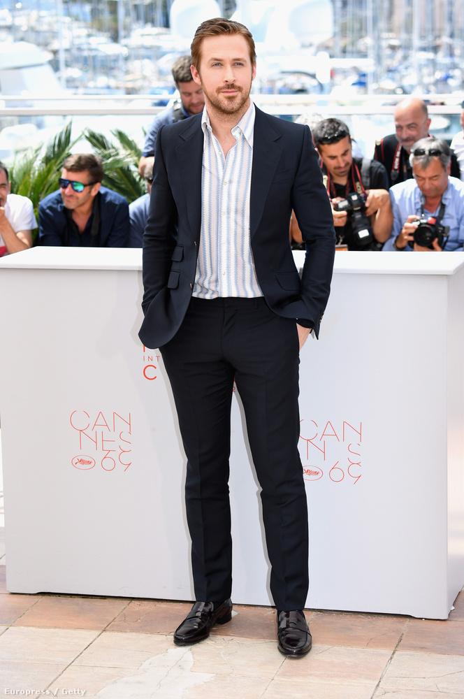 Ryan Gosling egy centivel nőtt nagyobbra.