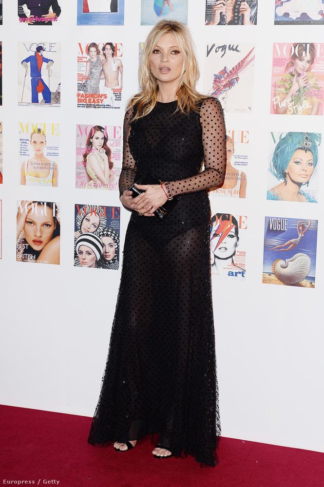 De nem Schiffer volt az egyetlen szupermodell, aki a Vogue partijára hivatalos volt.