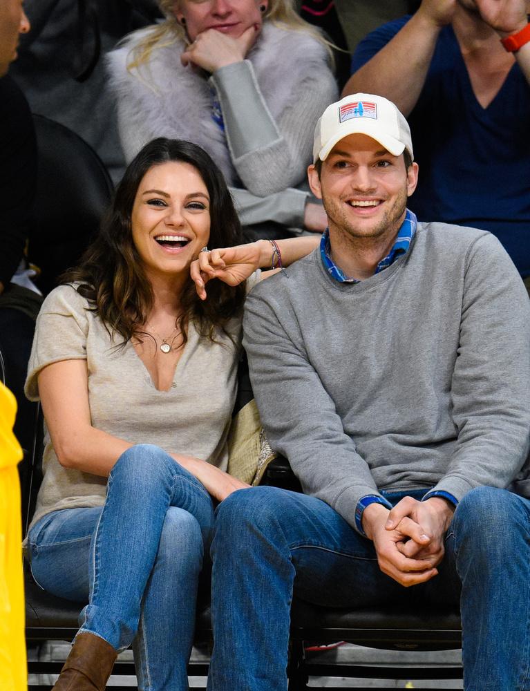 Ashton Kutcherékről pedig nemrég bizonyítottuk be, hogy mennyit randiznak