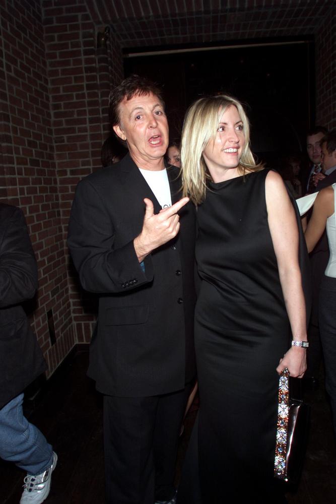 Paul McCartney és Heather Mills válása a közös vagyon miatt fulladt botrányba