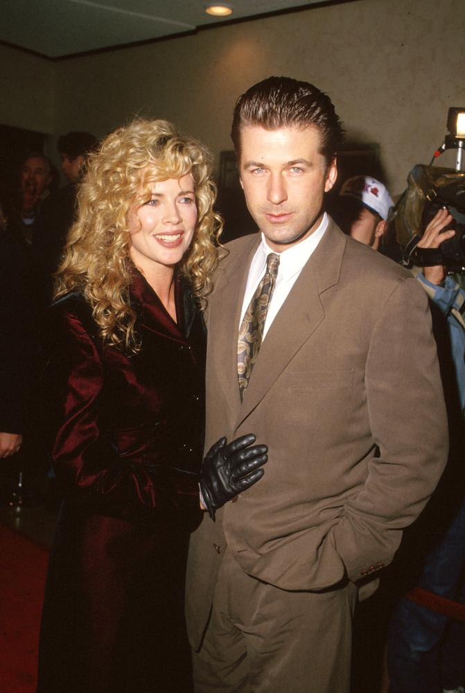 Kim Basinger és Alec Baldwin még 1993-ban házasodtak össze, 2002-ben váltak el