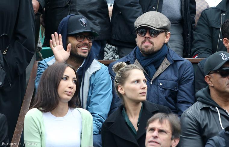 Leonardo DiCaprio egyik barátja Richie Akiva.