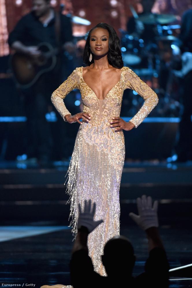 Vasárnap este 52 lány közül választották meg, hogy ki legyen Miss USA 2016