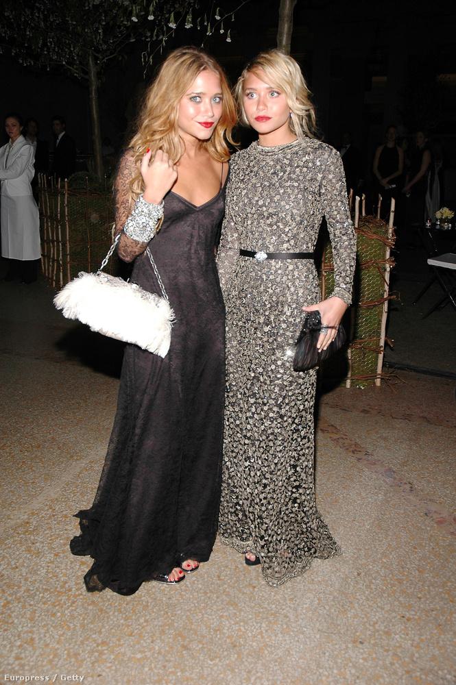 Mary-Kate Olsen nemrég hozzáment a nála 17 élvvel idősebb Olivier Sarkozy-hez