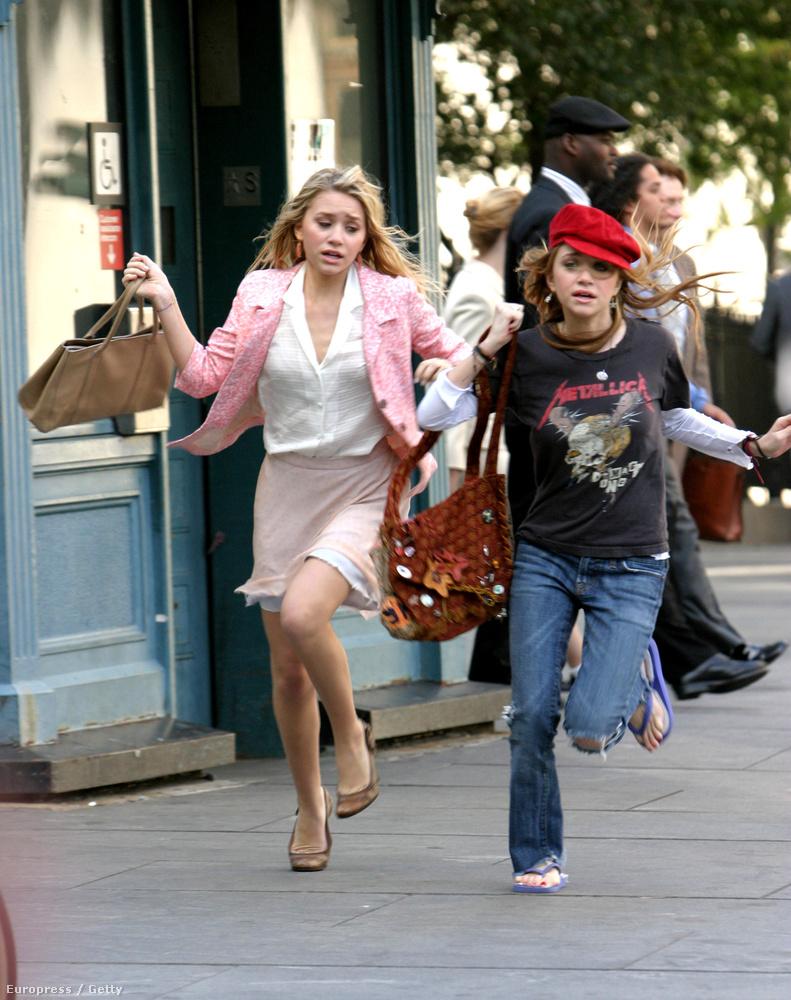 2004-ben készült el utolsó közös filmjük, a New York-i bújócska