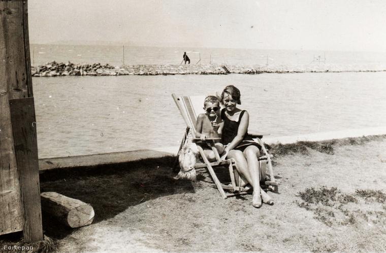 Balatonboglár 1930-ban