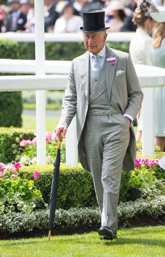 Károly herceggel búcsúzunk, akinél tökéletesebb angol urat hirtelen nem is tudnánk mutatni