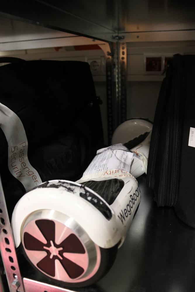 """""""A Segway és a többi önjáró kütyü marad a raktárban, tilos felvinni a gépre"""" - üzeni a reptér sajtóosztálya"""