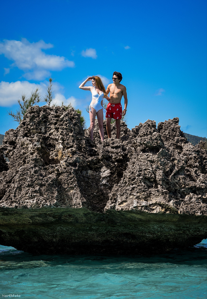Jobb, ha Lindsay Lohantól tudja, hogy nincs annál romibb, mint egy szikláról távolba nézni a szerelmünkkel