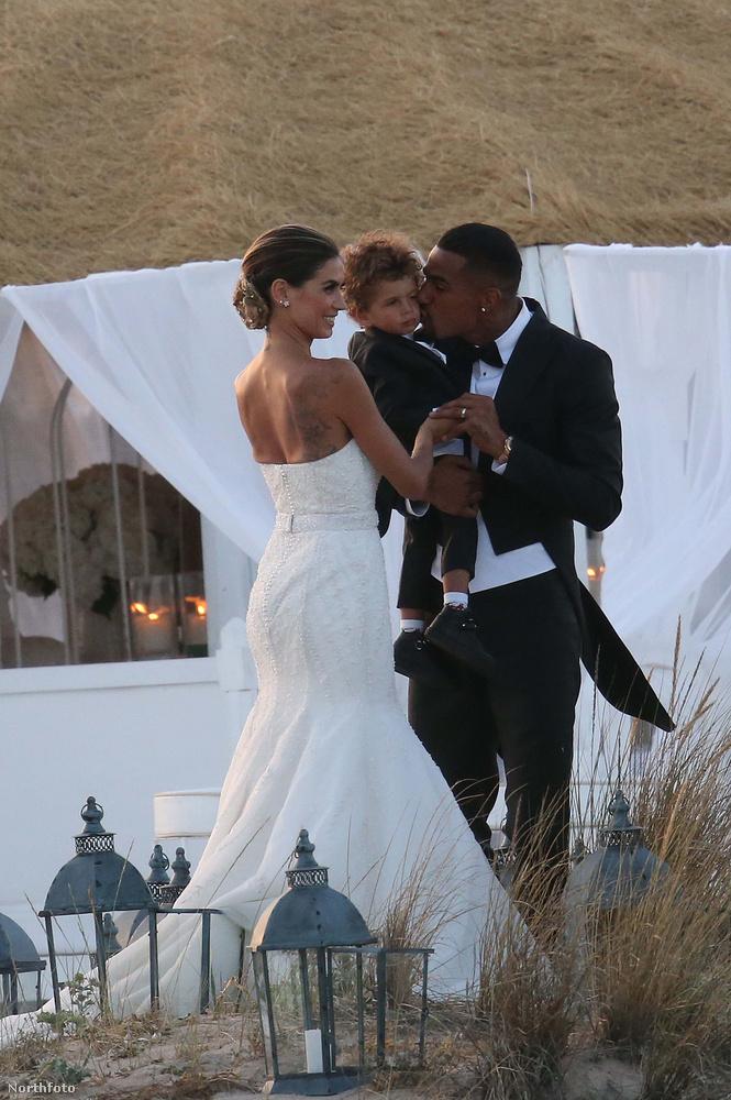 Június 25-én Kevin-Prince Boateng, német-ghánai focista, aki jelenleg a Milan játékosa, feleségül vette barátnőjét, Melissa Sattát