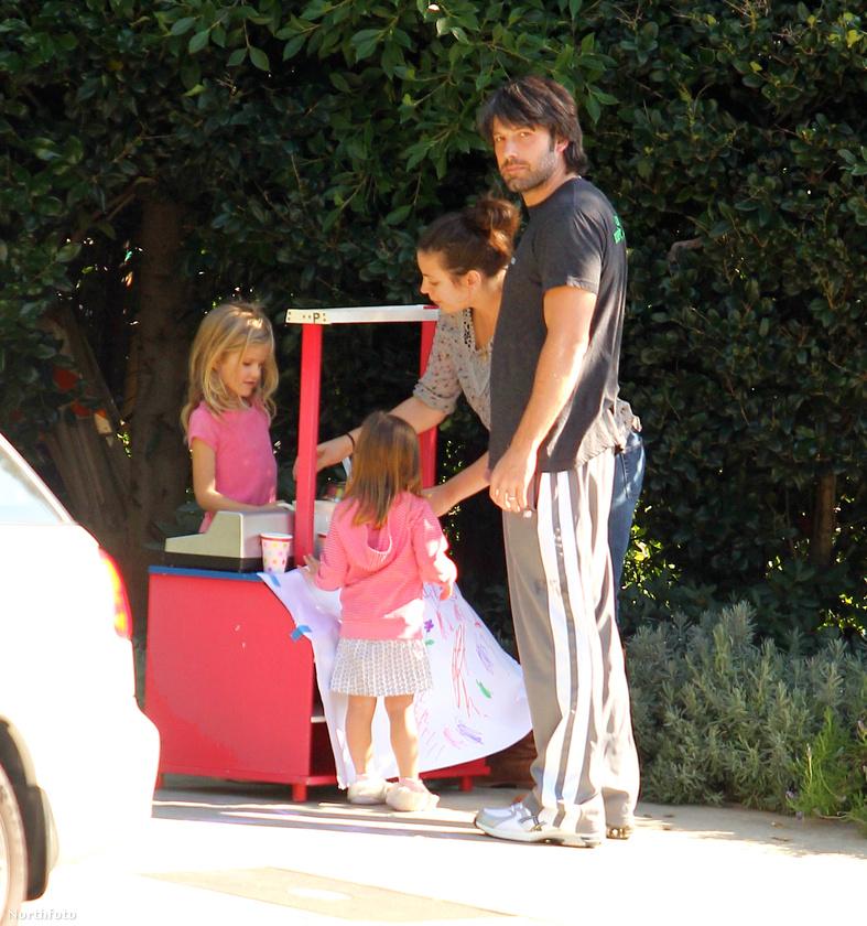 A galériát Jennifer Garnerrel és Ben Affleckkel zárjuk, ők 2011