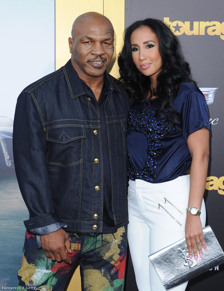 Így telt Mike Tyson élete első 50 éve.