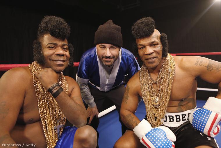 Tysont három év után, 1995-ben engedték szabadon, és gyakorlatilag azonnal visszatért a ringbe.