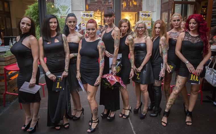 Biztos emlékszik, hogy felhívtuk a figyelmét a június 29-én tartott Tetovált Lányok Szépségversenyre