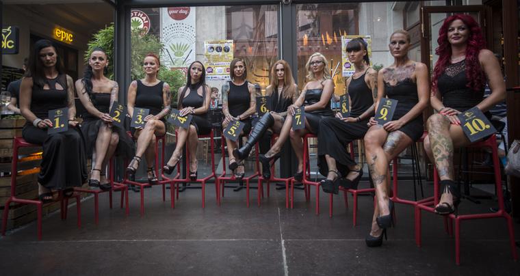 A tíz lány keményen dolgozott a sikerért, most velük búcsúzunk!
