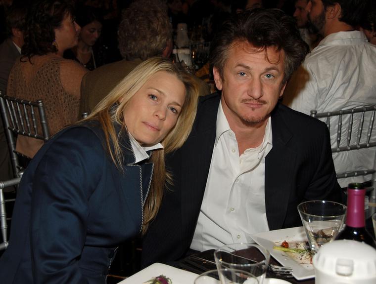 Igen, a fiatalember Hopper Penn, Sean Penn és Robin Wright fia