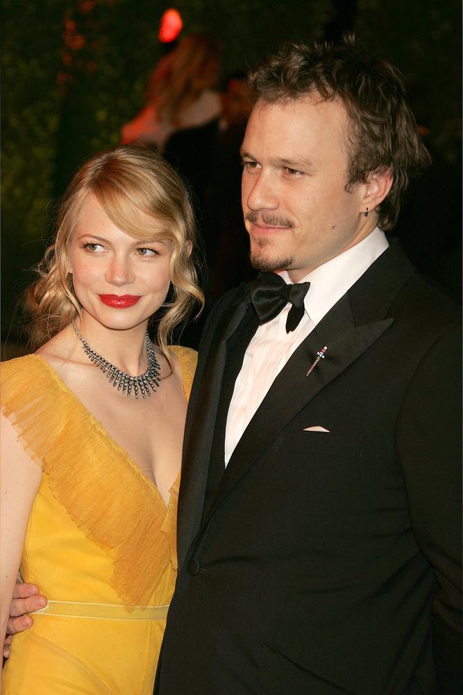 Alighanem már rég rájött, hogy Michelle Williams és Heath Ledger kislányáról van szó