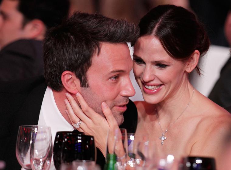 Ben Affleck és Jennier Garner párosáról, akik így néztek ki együtt, még az éppen folyamatban lévő válásuk előtt