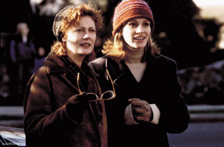 Édesek és mostohákEbben a filmben pedig már az elejétől mindenki arra készül, hogy mikor fog meghalni Susan Sarandon, és hogyan veszi át a helyét Julia Roberts